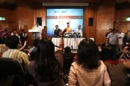 MH370 Press Conference