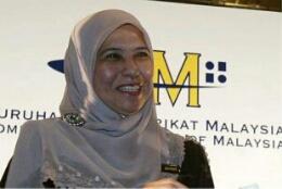 Image result for Dato Zahrah Abd Wahab Fenner