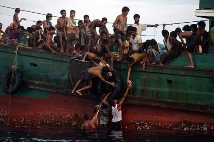 Kehidupan Pelarian Rohingya Di Malaysia Biswardi Hasbi