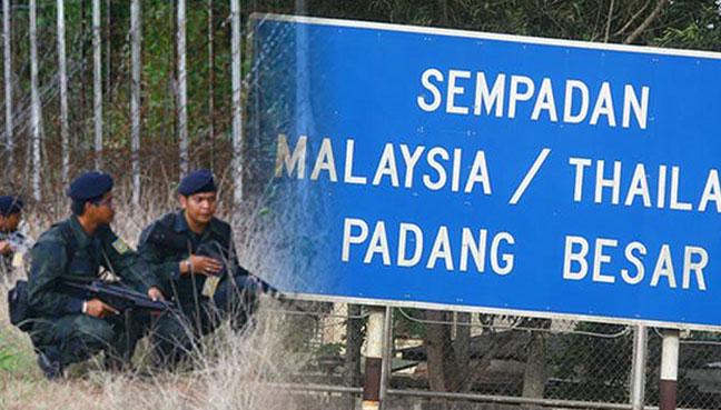 Sempadan-Malaysia-Thai